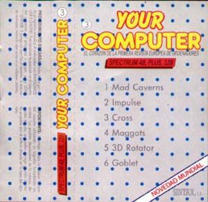 Your Computer Spectrum (3)