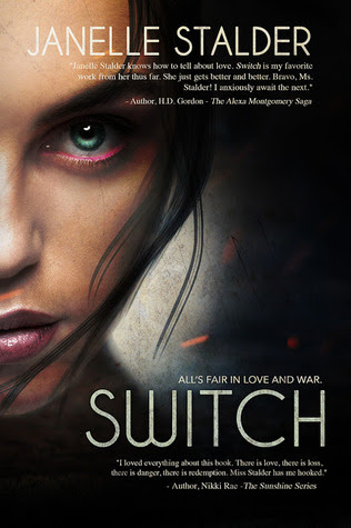 Switch (New World Series, #1)