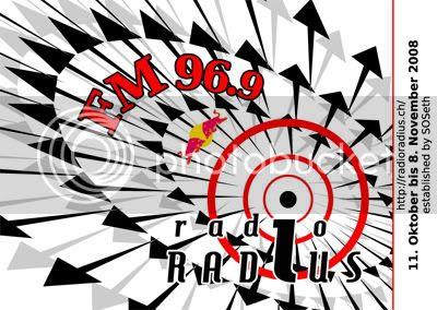 Flyer FM Radius