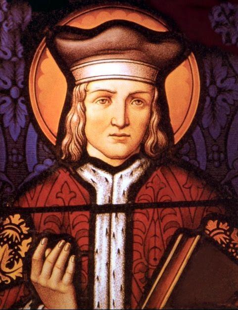 Litanies de Saint Yves - images saintes