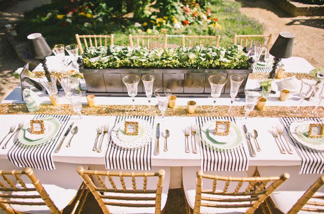 How to create beautiful table settings!  Rustic Folk Weddings