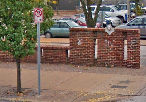 Loop Parking Lot Wall