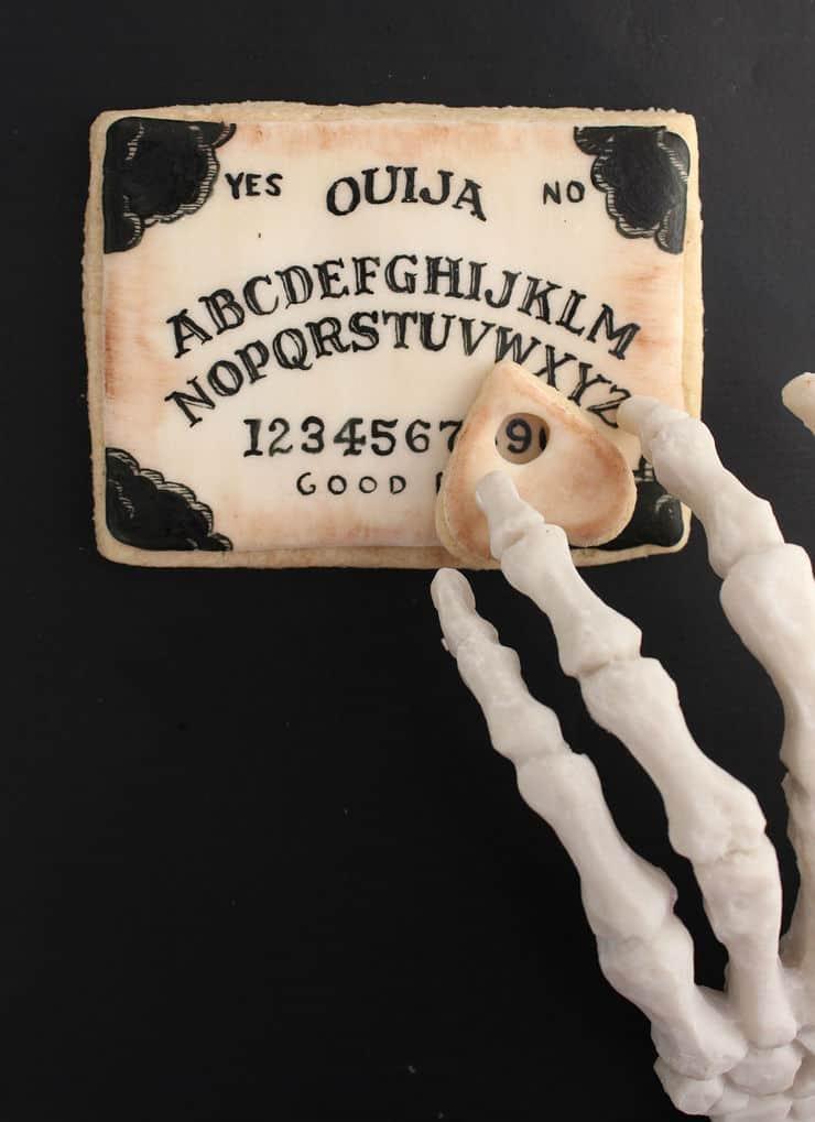 Cookie Ouija board tutorial | The Simple, Sweet Life