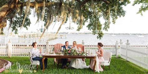 Palmetto Riverside Bed and Breakfast Weddings