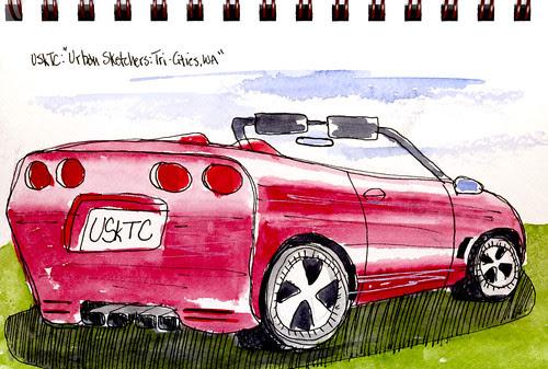 Corvette Club Convention by jimbmgarner