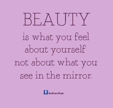 If Someone Does Not See You As Beautiful Beauty Quote