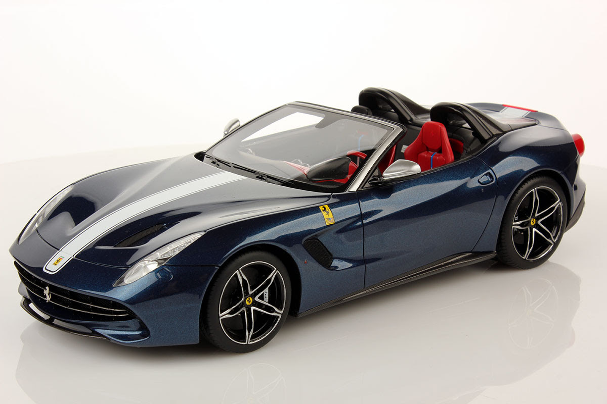 Ferrari F60 America 1:18  Looksmart Models