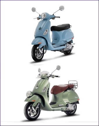 Sell A Vespa Scooter Online