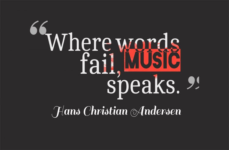 Famous Music Quotes And Sayings With Beautiful Pictures