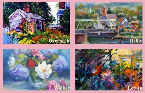 Chapman gallery bucks county artists show for Craft shows in bucks county pa