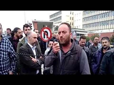 Ελεύθεροι αφέθηκαν οι 28 συλληφθέντες απεργοί του «Ζούρα» και συνδικαλιστές (902.gr)