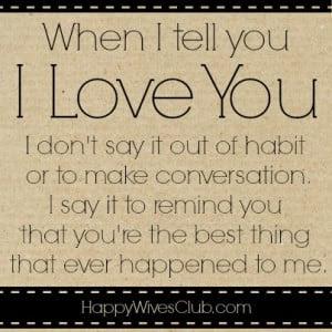 Best Wife Quotes. QuotesGram