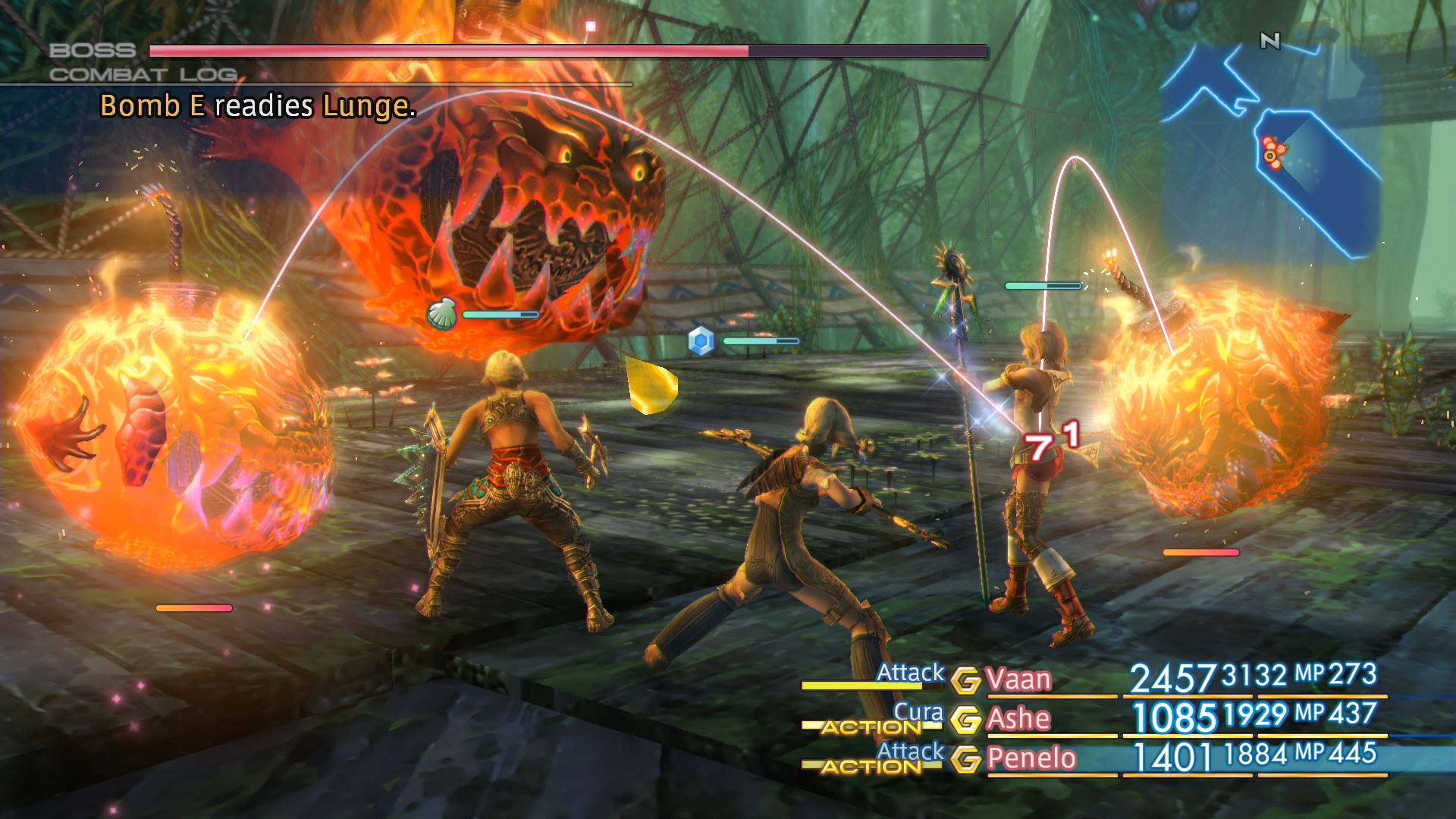 See how Final Fantasy XII: The Zodiac Age has been upgraded for yourself screenshot