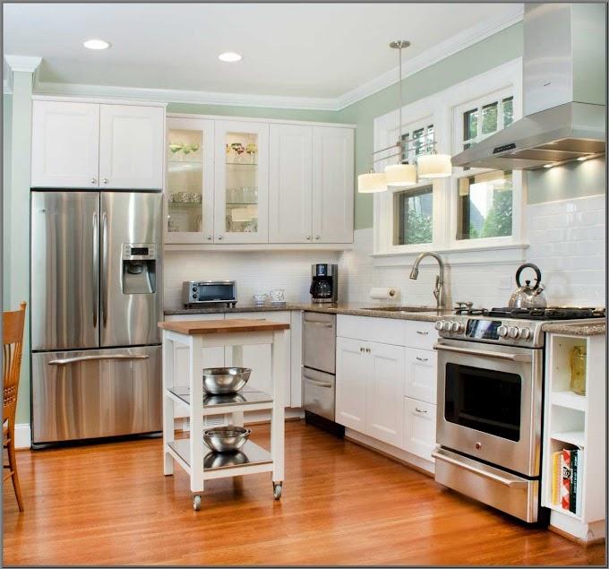 Gambar Warna Cat Dinding Dapur | Ide Rumah Minimalis
