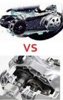 Ini Lho Bedanya Motor Matic dan Manual oleh - pojokotomotif.com