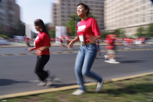 Corrida por la teletón 2011 by Alejandro Bonilla