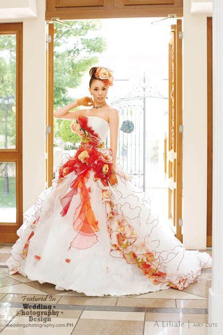 Beyond Kimono: 38 Modern Kawaii Japanese Wedding Dress