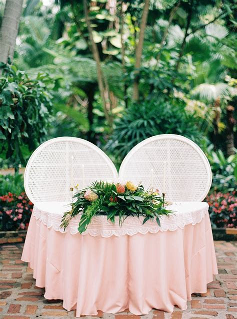 What was Southern about your wedding? The venue really