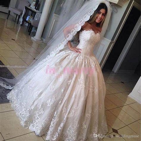 Princess Cinderella Wedding Dresses Pictures 2019 Ball