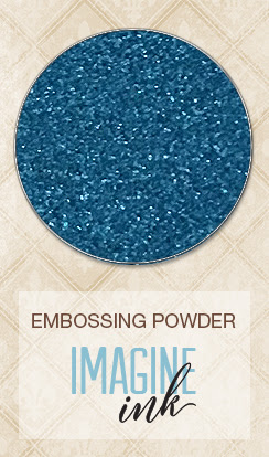 Embossing Powder - Seven Seas