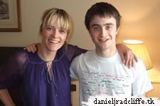 Daniel Radcliffe on BBC Radio 1's Edith Bowman