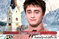 Daniel Radcliffe on It's Christmas with Jonathan Ross