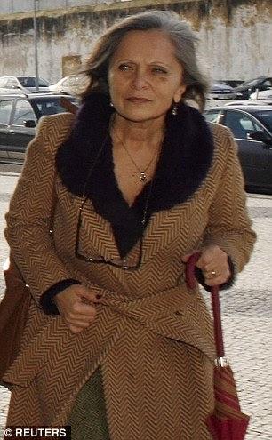 """A advogada dos McCann, Isabel Duarte (foto), perguntou se ela havia apresentado uma queixa formal contra a decisão da Suprema Corte, confirmou: """"Nós entregamos"""""""