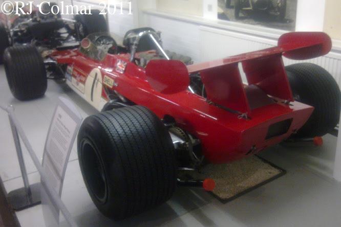 Lotus 63, Donington Park Museum