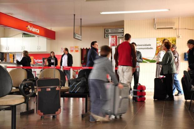 Aeroporto de Passo Fundo é interditado para voos acima de 20 passageiros Diogo Zanatta/especial