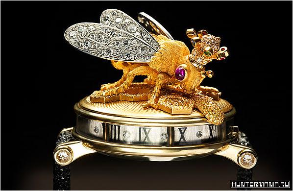 Часы Пчела Queen Bee Andreas von Zadora