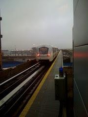 Take train to Jamaica Station