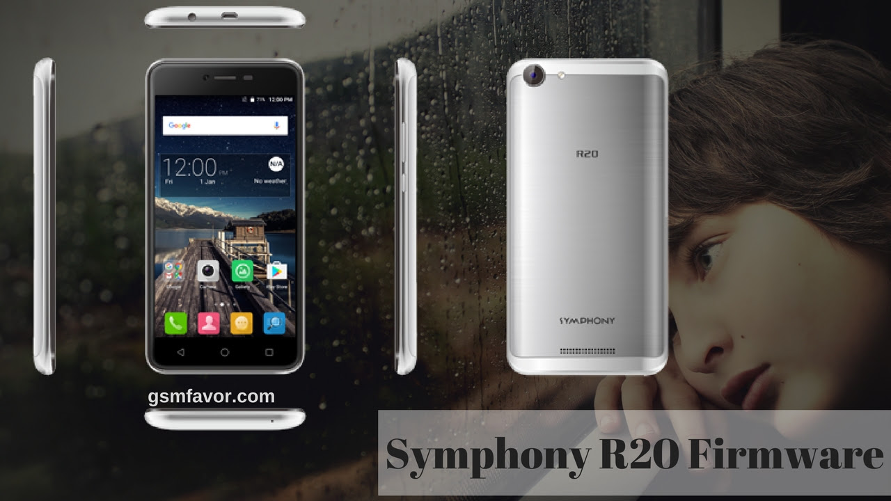 R20 Official Flash Rom Firmware Download
