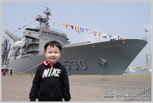 海軍敦睦台中港18