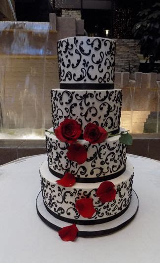 29 best images about Wedding Cakes with Scrolls on