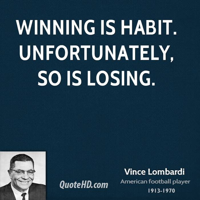 Vince Lombardi Sports Quotes Quotehd
