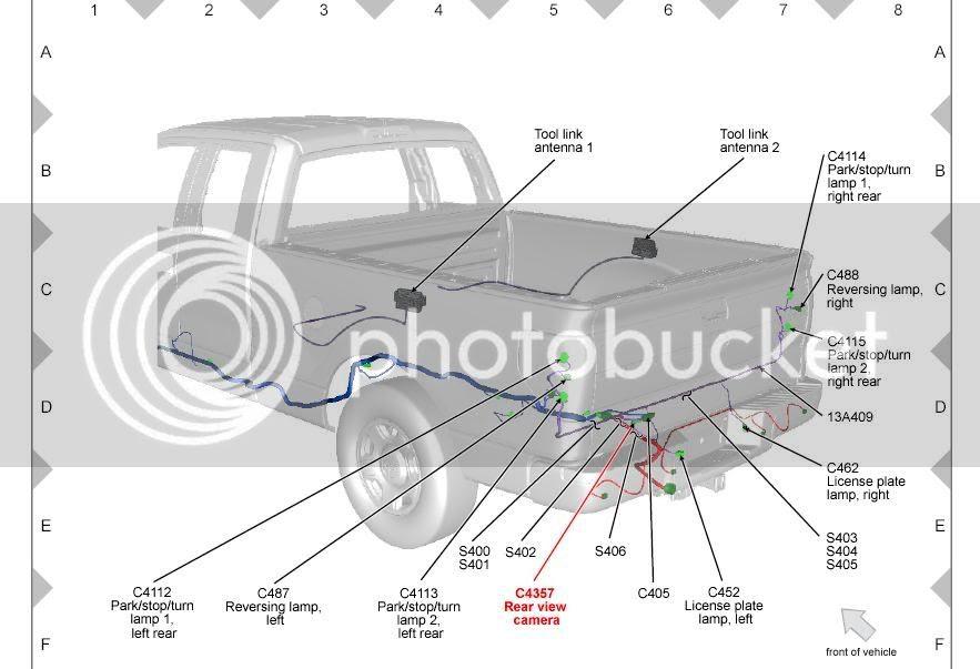 2010 F150 Tailgate Camera Wiring Diagram 2013 Nissan Alternator Wiring Schematic 2005ram Yenpancane Jeanjaures37 Fr