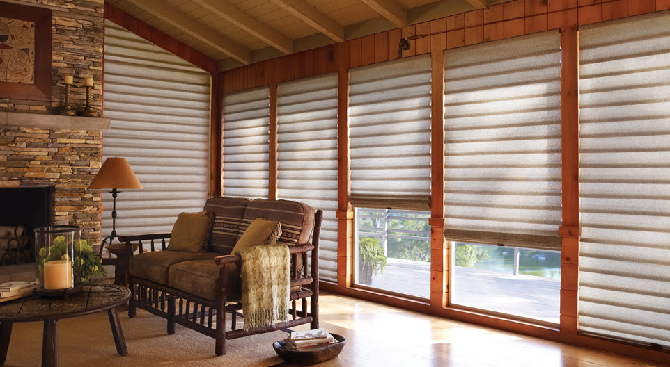 Custom Shades Blinds And Shutters By Hunter Douglas In Knoxville