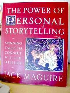 My prefered book: Personal Storytelling