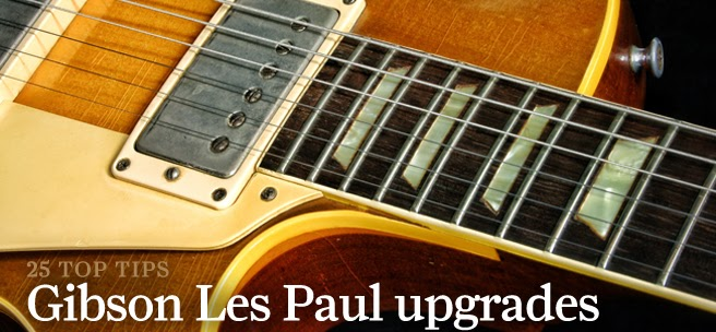 21 Luxury Les Paul Wiring