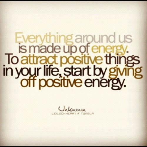 Positive Energy Quotes Tumblr Image Greatestquoteswin