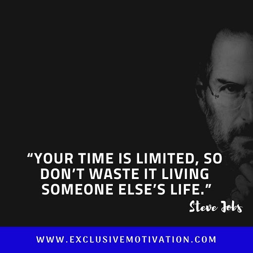 Motivating Steve Jobs Quotes Exclusive Motivation