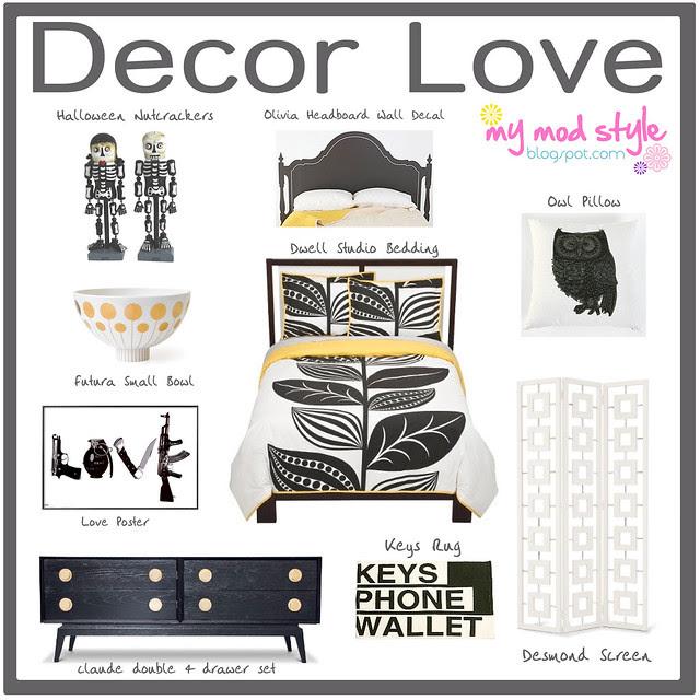 Decor Love october