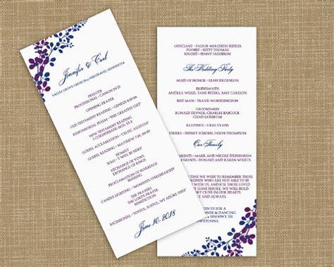 royal blue  purple wedding  merry bride