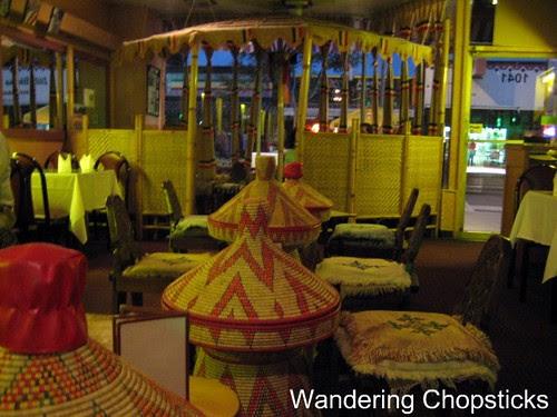 Messob Ethiopian Restaurant - Los Angeles (Little Ethiopia) 2