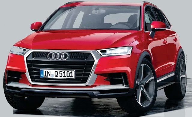 Audi Q5 gets revamped to Audi Q5 2015 with major changes ...