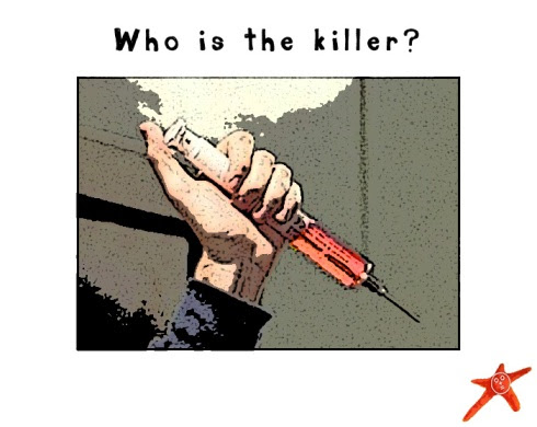 June 14, 2011 - Who Is The Killer?