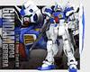 Gundam MK-V dan Gundam GP04 Gerbera
