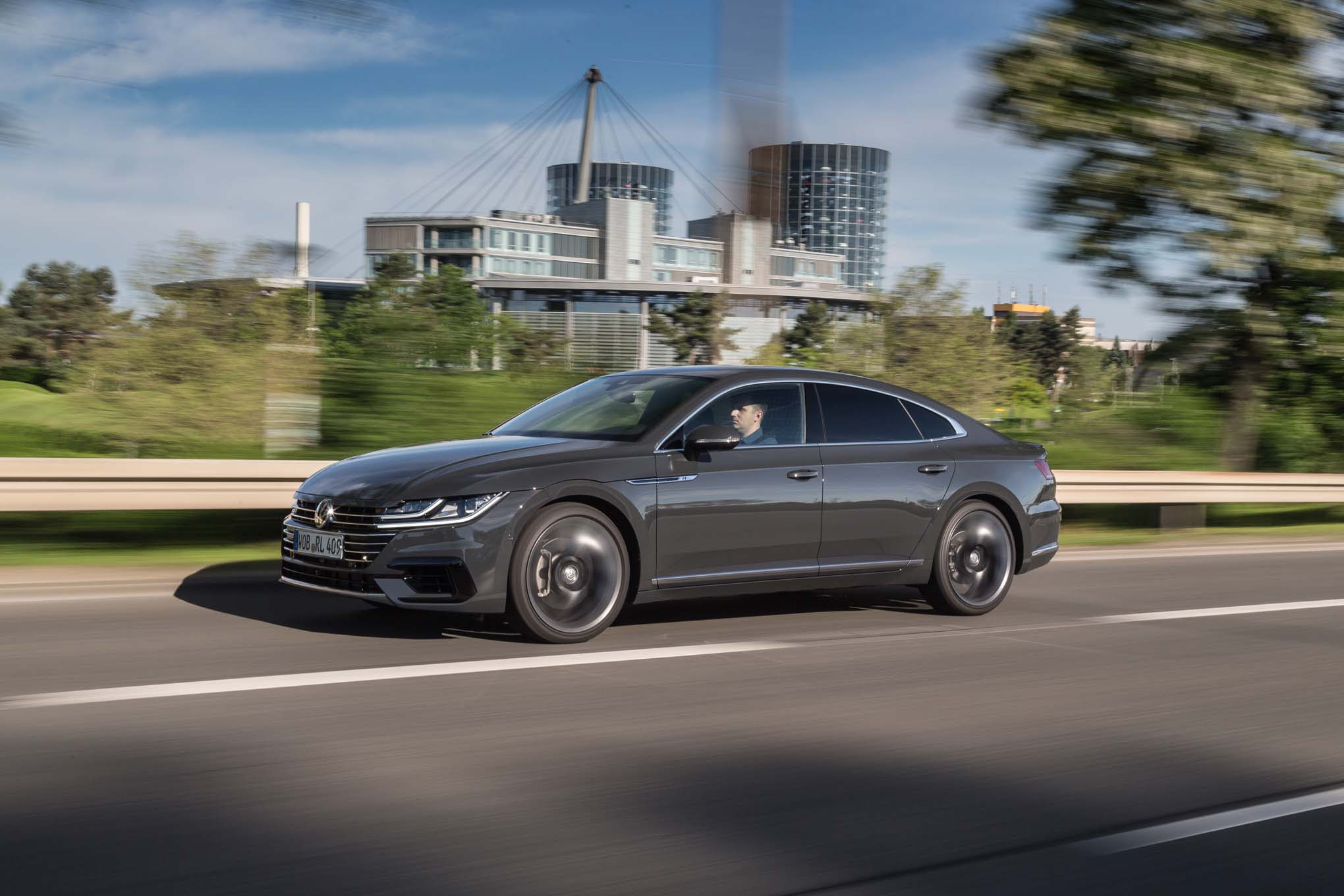 2019 Volkswagen Arteon First Drive Review   Automobile ...