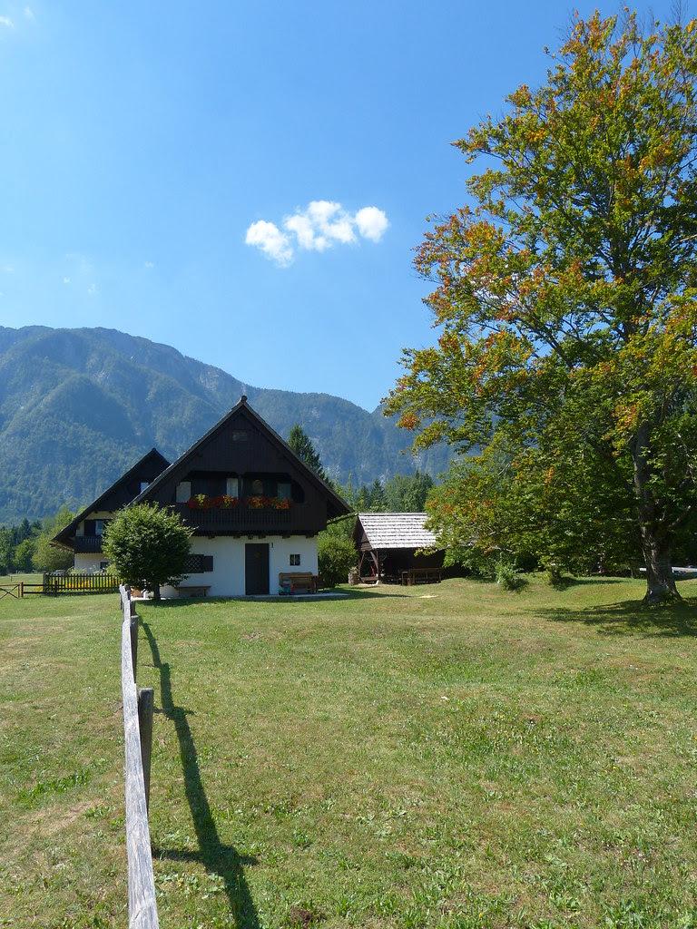 Chalet, Slovenia