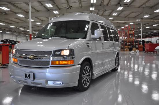 Chevy Conversion Vans New And Used Custom Chevy Vans